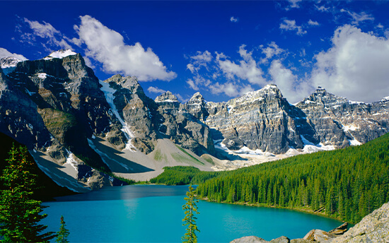 Explorer Canadian Rockies 11 Nights / 12 Days Add On Alaska Cruise 07 N / 08 D
