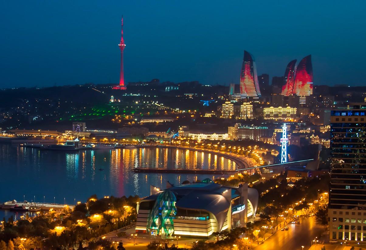 Land Of Flames - Baku 05 Nights / 06 Days