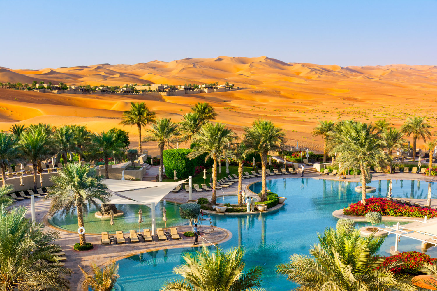 Yas Island With Desert Resort And Mountain Hotel  06 Nights / 07 Days