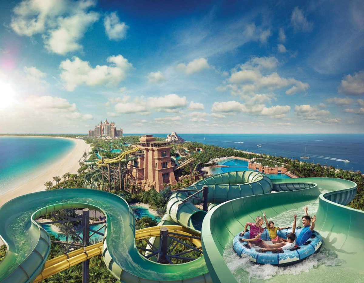 Dubai With Atlantis, The Palm  06 Nights / 07 Days