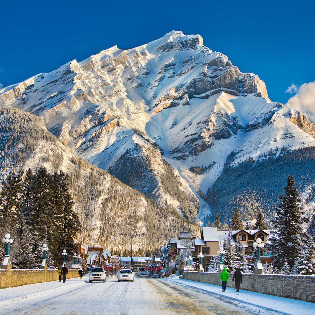 Canadian Rockies 09 Nights / 10 Days Add On Alaska Cruise 07 N / 08 D