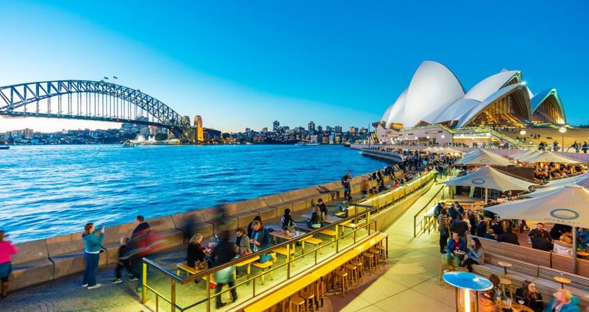 New Zealand, Fiji & Australia 22 Nights / 23 Days